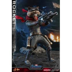 Rocket Sixth Scale Figure by Hot Toys Avengers: Endgame - Movie Masterpiece Series