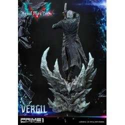 Devil May Cry 5 Estatua 1/4 Vergil Exclusive Version 77 cm