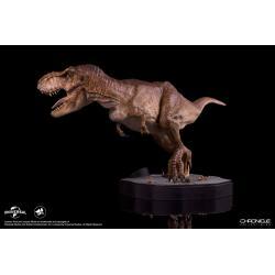 Jurassic World Statue Final Battle Tyrannosaurus Rex 63 cm