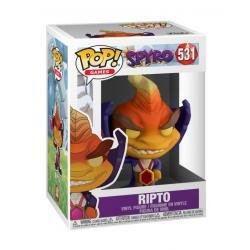Spyro the Dragon Figura POP! Games Vinyl Ripto 9 cm