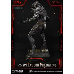 The Predator Statue 1/4 Assassin Predator 93 cm