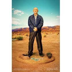 Breaking Bad™ Estatua 1/4 Mike Ehrmantraut 45 cm