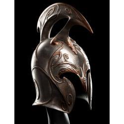 El Hobbit Un Viaje inesperado Réplica 1/4 Rivendell Guard\'s Helm 11 cm