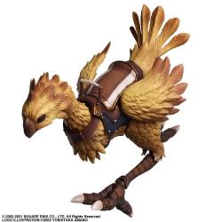 Final Fantasy XI Figura Bring Arts Chocobo 18 cm