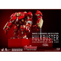 Avengers Age of Ultron: Jackhammer Arm Hulkbuster Artist Mix