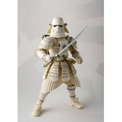 Star Wars Figura MMR Kanreichi Ashigaru Snowtrooper Tamashii Web Exclusive 17 cm