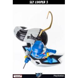 Sly Cooper 3 Estatua 1/6 Sly Cooper Classic 41 cm