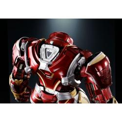 Avengers Infinity War Chogokin x S.H. Figuarts Action Figure 1/12 Hulkbuster MK II Web EX 26 cm