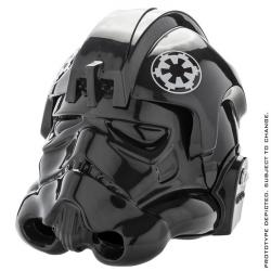 Star Wars: TIE Fighter Pilot Standard Helmet Prop Replica