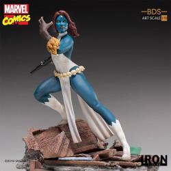 Marvel Comics Estatua 1/10 BDS Art Scale Mystique 19 cm