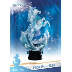 Frozen 2 D-Stage PVC Diorama Elsa 15 cm