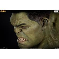 Hulk Queen Studios Life Size Bust