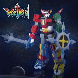 Voltron Deluxe Action Figure Voltron 18 cm