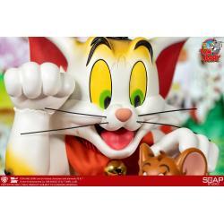 Tom and Jerry: Maneki-Neko Version PVC Bust
