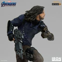 Avengers: Endgame Deluxe BDS Art Scale Statue 1/10 Winter Soldier 21 cm