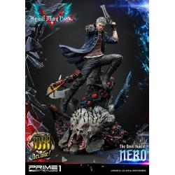 Devil May Cry 5 Estatua Nero Deluxe Ver. 70 cm