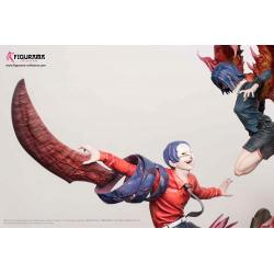 Tokyo Ghoul Diorama Elite Fandom 1/6 Touka vs Tsukiyama 54 cm
