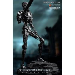 Terminator Genisys Estatua 1/10 T-800 Endoskeleton 29 cm
