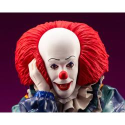 Stephen King\'s It 1990 ARTFX Dekodemo Statue 1/6 Pennywise 9 cm