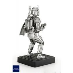 Star Wars Pewter Collectible Statue Boba Fett 15 cm