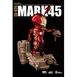 Vengadores La Era de Ultrón Estatua Egg Attack Iron Man Mark XLV Battle Ver. 21 cm