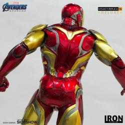Avengers: Endgame Legacy Replica Statue 1/4 Iron Man Mark LXXXV Deluxe Version 84 cm