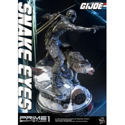 G.I. Joe Estatua Snake Eyes 65 cm