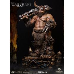 Warcraft Estatua Epic Series Premium Dark Scar 77 cm