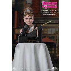 Desayuno con diamantes Figura MFL 1/6 Holly Golightly (Audrey Hepburn) 2.0 Deluxe Ver. 29 cm