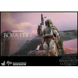 BOBA FETT. EPISODE VI. 1/6 SCALE FIGURE