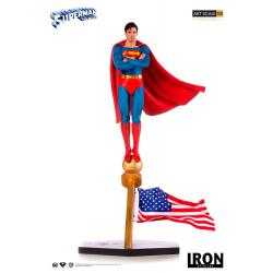 DC Comics Deluxe Art Scale Statue 1/10 Superman: The Movie 1978 35 cm
