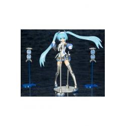 Hatsune Miku Frame Arms Girl Plastic Model Kit Snow Miku 15 cm