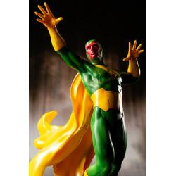 Marvel Comics Estatua PVC ARTFX+ 1/10 Vision 22 cm