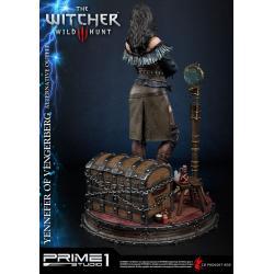 Witcher 3 Wild Hunt Estatua Yennefer of Vengerberg Alternative Outfit 51 cm