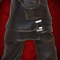 Resident Evil 3 Estatua Maleable 1/6 Nemesis 38 cm