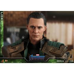 Loki Sixth Scale Figure by Hot Toys Movie Masterpiece Series - Avengers: Endgame