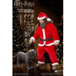 Harry Potter My Favourite Movie Action Figure 1/6 Rubeus Hagrid 2.0 XMas Version 40 cm