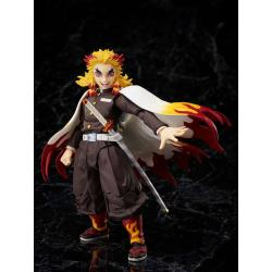 Demon Slayer: Kimetsu no Yaiba The Movie: Mugen Train Figura 1/12 Kyojuro Rengoku 15 cm