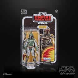 Star Wars Episode V Black Series Action Figures 15 cm 40th Anniversary 2020 Wave 3 Assortment (5)