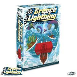 Greece Lightning Juego de Mesa *Edición Inglés*