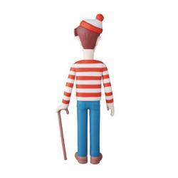 Dónde está Wally? Estatua Soft Vinyl VCD Wally 25 cm
