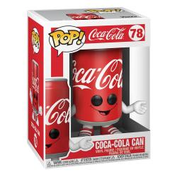 Coca-Cola Figura POP! Vinyl Coca-Cola Can 9 cm