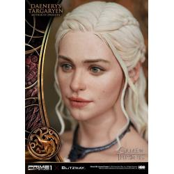 Juego de tronos Estatua 1/4 Daenerys Targaryen - Mother of Dragons 60 cm