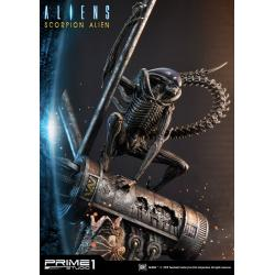 Aliens #101 Estatua 1/4 Scorpion Alien 99 cm