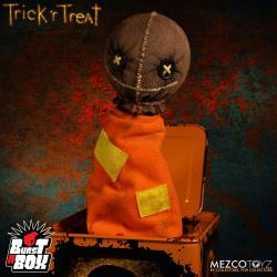 Trick R Treat Caja de música Caja sorpresa Burst-A-Box Sam 36 cm