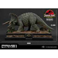Jurassic Park Estatua 1/15 Triceratops 32 cm