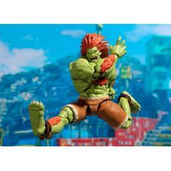 treet Fighter Figura S.H. Figuarts Blanka Tamashii Web Exclusive 16 cm