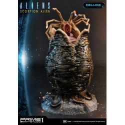 Aliens #101 Estatua 1/4 Scorpion Alien Deluxe Ver. 99 cm