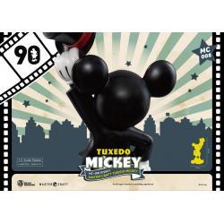 Mickey Mouse Estatua Master Craft 1/4 Tuxedo Mickey 90th Anniversary 47 cm