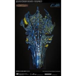 Aliens vs Predator busto 1/3 Alien Queen Deluxe Version 70 cm